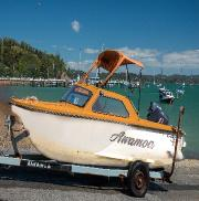 Russell Boat and Bike Hire Power Boat