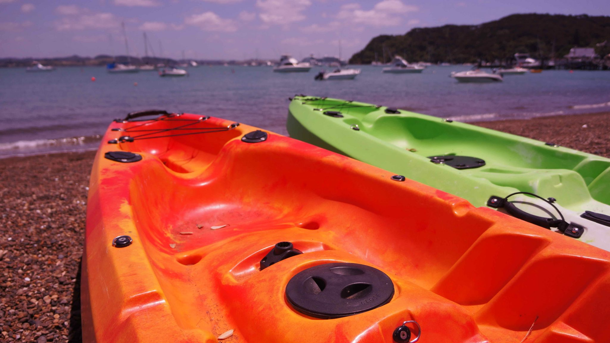 Kayak Hire Russell NZ
